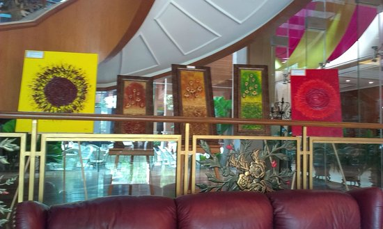 Royale Chulan Kuala Lumpur: exhibition?