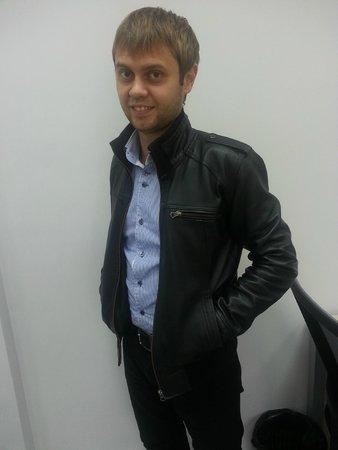 Ali Leather Boutique: Купленная у Али куртка