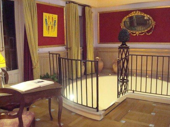 Hotel Royal: Interno hotel