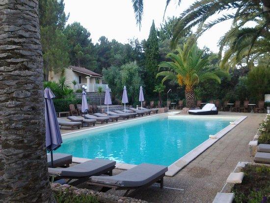 Hotel Eden Park : la piscine