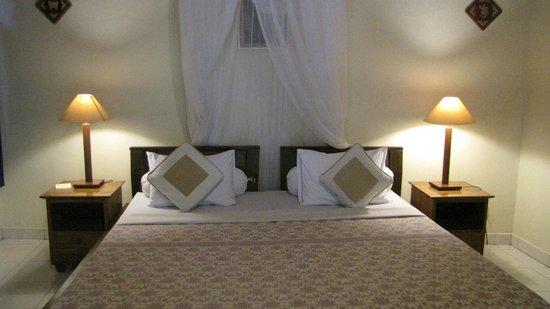 Alam Gili: chambre