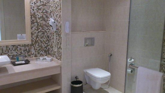 Tropitel Sahl Hasheesh : shower