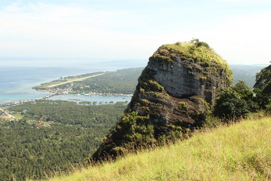 Mindanao, Filipinas: View from the Bongao Peak