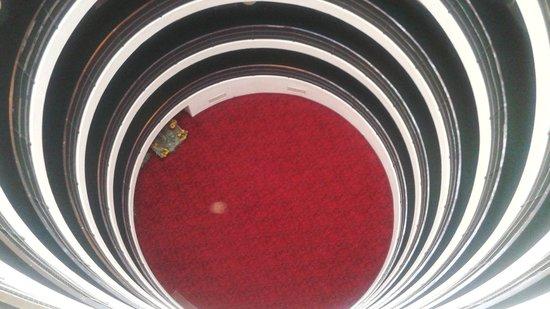 Hotel La Torre SPA & Restaurant: Il pavimento della spirale