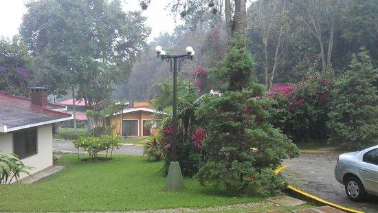 Huatusco, Mexico: Vista desde la Villa