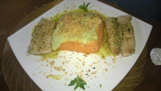 Xica da Silva: Peixe mestiço - Perfeito!