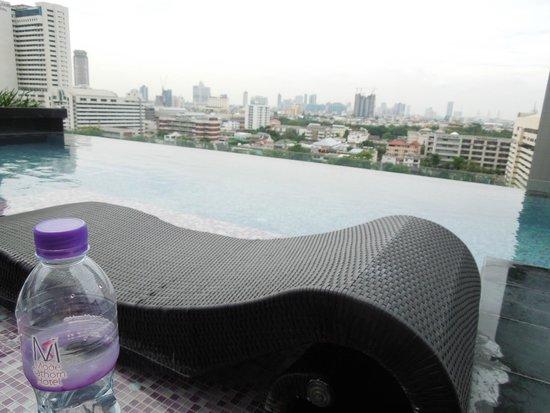 Mode Sathorn Hotel: Swimming Pool