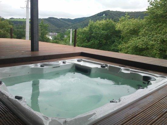 Hotel - La Grande Cure: Jacuzzi annex sauna prive te gebruiken !!