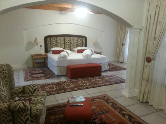 Altes Landhaus Country Lodge: The most comfortable bed