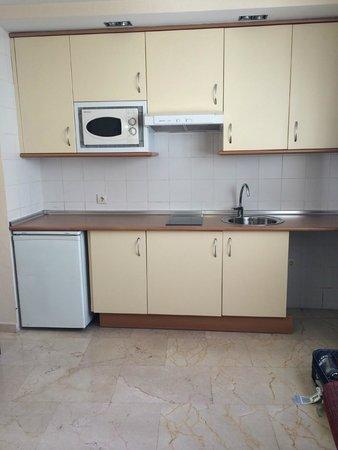 Hotel Exe Suites 33 : cucina