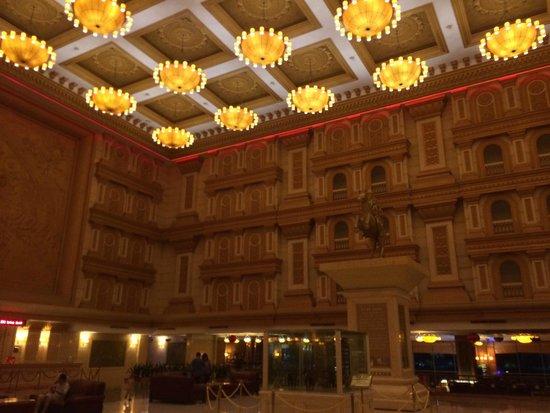 OYC Hotel: Lobby area