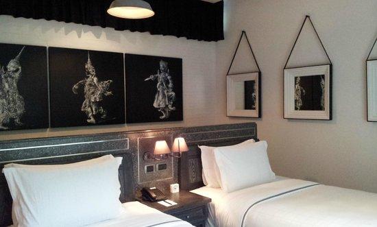Shinta Mani Angkor : CLUBの室内