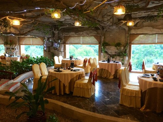 OYC Hotel: Chinese restaurant