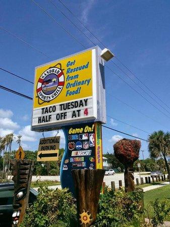 Sandbar Sports Grill: Taco Tuesdays!