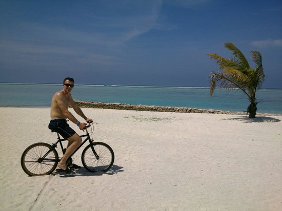 Sun Island Resort and Spa : Rent a bike