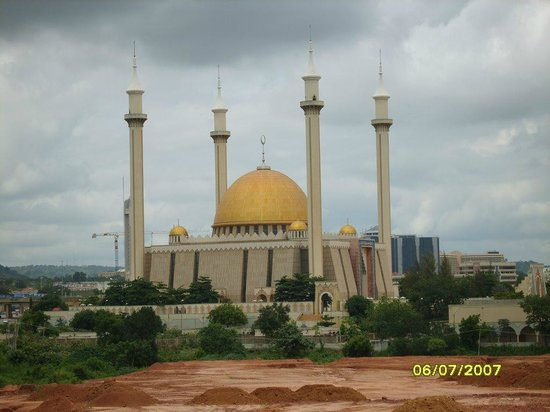 ABUJA MAIN MOSQUE