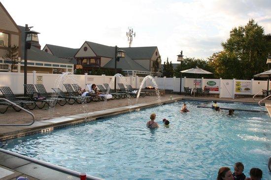 North Conway Grand Hotel: La piscine