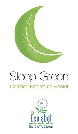 Sleep Green Eco Youth Hostel: Sleep Green - Certified Eco Youth Hostel Barcelona