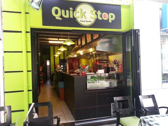 Igoumenitsa, Griechenland: Quick stop