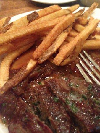 Tupelo Honey: My Chipotle Pork & Fries
