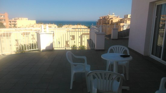 Hotel Pueblo Camino Real: Balcony