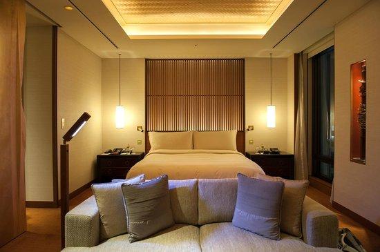 The Peninsula Tokyo: room at peninsula