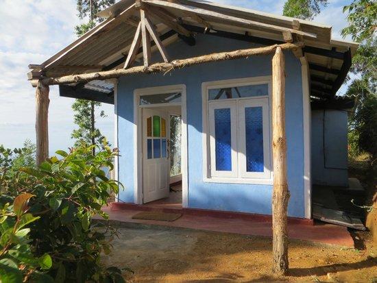 White Monkey - Dias Rest: the new cottage
