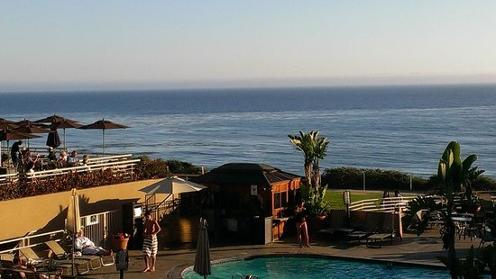 The Cliffs Resort: Ocean view