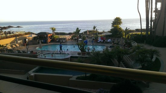 The Cliffs Resort: View from Room 306
