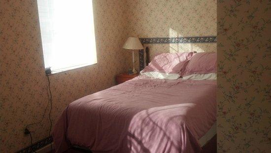 King George III Inn: Single room
