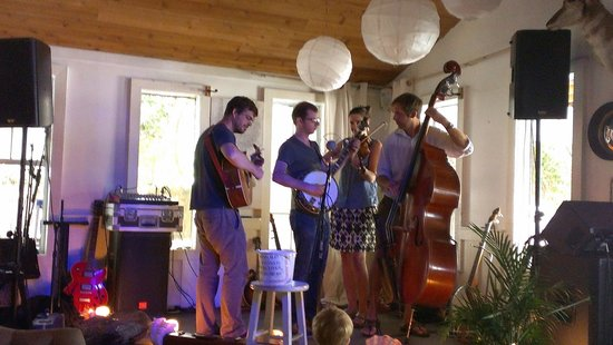 Tybee Island Social Club : Bluegrass Brunch live entertainment