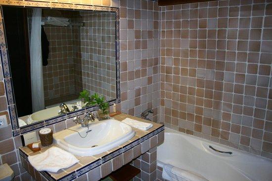 Agroturismo Son Siurana: Bathroom