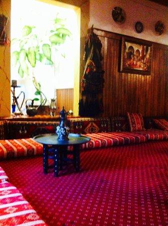 Suleymaniye Hamam: Inside