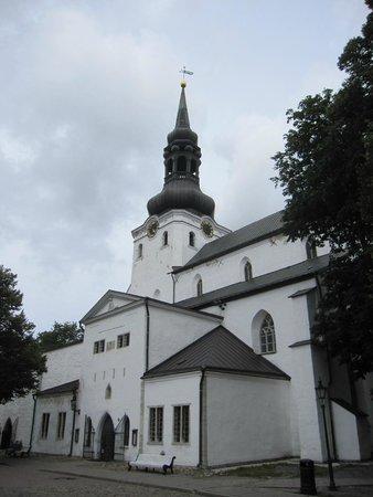 Église du Dôme : Exterior
