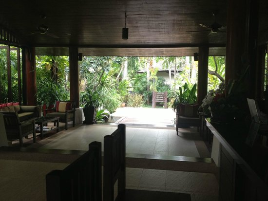 Baan Chaweng Beach Resort & Spa: hall