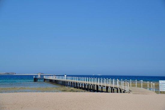 Sensimar Premier Le Reve: jetty