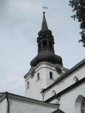 Église du Dôme : Torre