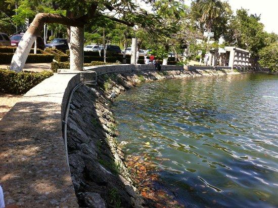 Foto De Parque Museo La Venta Villahermosa: Foto De Parque Museo La Venta, Villahermosa: Laguna Las