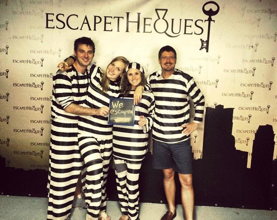Escapethequest