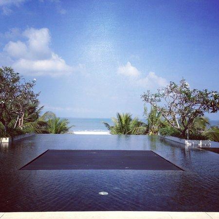 Soori Bali: View from the lobby