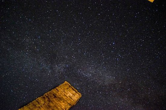 Fort Phantom Hill: Milky way