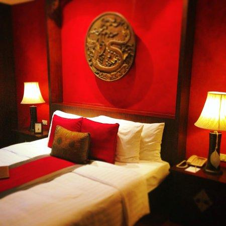 De Naga Hotel: Standard room