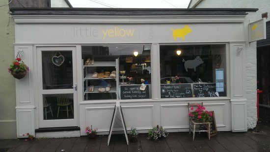 Little Yellow Pig