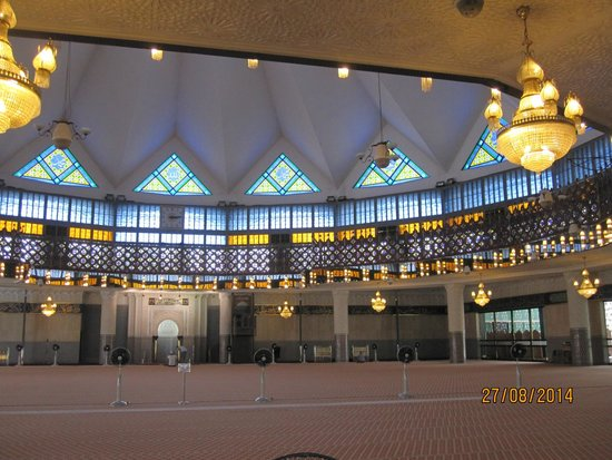 National Mosque (Masjid Negara) : Nice