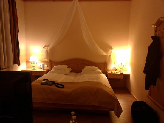 Best Western Plus Hotel Erb: Le lit double
