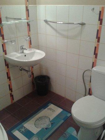 Biplan Hotel: ванная комната