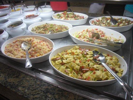 Hotel Riu Naiboa: Diner