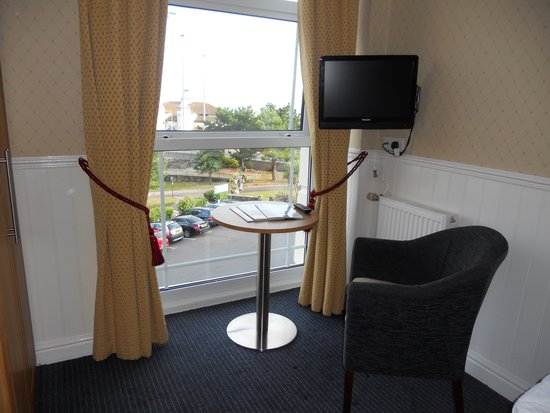 The Hermitage Hotel Bournemouth: Room 209