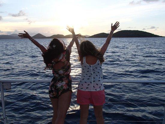 Cruz Bay Watersports: joy