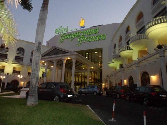 Guayarmina Princess Hotel : Hotel Front
